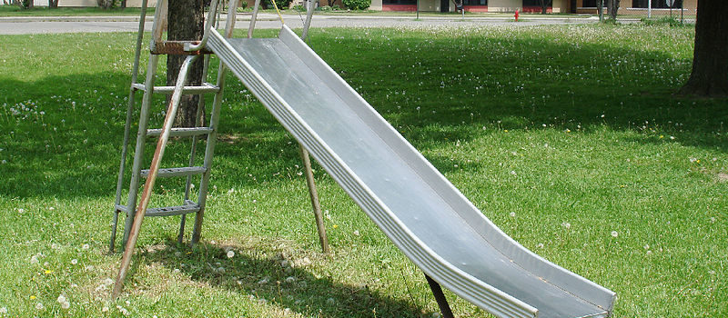 """Sliding Board"" v. ""Slide"": Some Notes on the Mid-Atlantic Dialect"